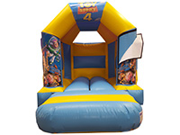 BC568 Deluxe Commercial Bouncy Inflatable larger view