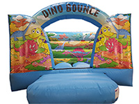 BC569 Deluxe Commercial Bouncy Inflatable larger view