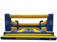 BC570 Deluxe Commercial Bouncy Castle larger view