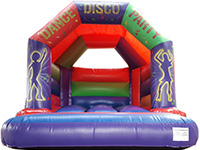 BC571B Deluxe Commercial Bouncy Inflatable larger view