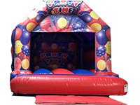 BC572 Deluxe Commercial Bouncy Inflatable larger view