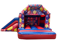 BC577 Deluxe Commercial Bouncy Inflatable larger view