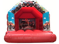 BC582 Deluxe Commercial Bouncy Inflatable larger view