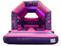 BC587 Deluxe Commercial Bouncy Inflatable larger view