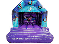 BC592 Deluxe Commercial Bouncy Inflatable larger view
