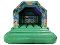 BC594 Deluxe Commercial Bouncy Inflatable larger view