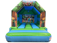 BC597 Deluxe Commercial Bouncy Inflatable larger view