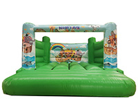 BC598 Deluxe Commercial Bouncy Inflatable larger view