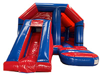 BC601 Deluxe Commercial Bouncy Inflatable larger view