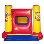 BC71 Deluxe Commercial Bouncy Inflatable larger view