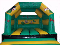 BC99 Deluxe Commercial Bouncy Inflatable larger view