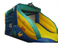 BS185 Deluxe Commercial Bouncy Inflatable larger view