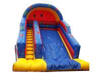 BS22A Deluxe Commercial Bouncy Inflatable larger view