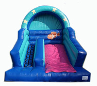 BS23 Deluxe Commercial Bouncy Inflatable larger view