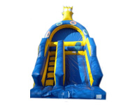 BS25B Deluxe Commercial Bouncy Inflatable larger view