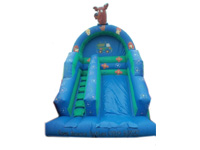 BS31 Deluxe Commercial Bouncy Inflatable larger view