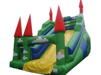 BS32 Deluxe Commercial Bouncy Inflatable larger view