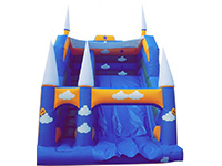 BS32A Deluxe Commercial Bouncy Inflatable larger view