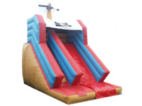 BS34 Deluxe Commercial Bouncy Inflatable larger view