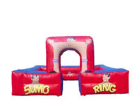 FS07 Deluxe Commercial Bouncy Inflatable larger view