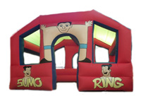 FS08 Deluxe Commercial Bouncy Inflatable larger view