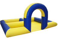 NEWSP05 Deluxe Commercial Bouncy Inflatable larger view