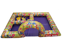 NEWSP71 Deluxe Commercial Bouncy Inflatable larger view