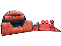 NEWSP88 Deluxe Commercial Bouncy Inflatable larger view