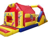 OC02 Deluxe Commercial Bouncy Inflatable larger view