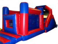 OC03 Deluxe Commercial Bouncy Inflatable larger view