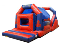 OC13 Deluxe Commercial Bouncy Inflatable larger view
