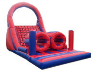 OC14 Deluxe Commercial Bouncy Inflatable larger view
