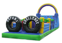 OC16 Deluxe Commercial Bouncy Inflatable larger view