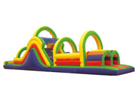 OC23 Deluxe Commercial Bouncy Inflatable larger view