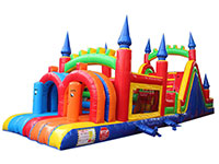 OC27 Deluxe Commercial Bouncy Inflatable larger view