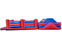 OC28 Deluxe Commercial Bouncy Inflatable larger view