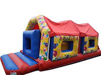 OC29 Deluxe Commercial Bouncy Inflatable larger view