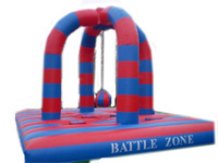 SP156 Deluxe Commercial Bouncy Inflatable larger view